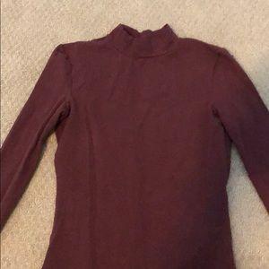 American Apparel Other - RARE American apparel turtle neck bodysuit